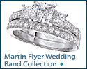 Martin Flyer Wedding Band Collection