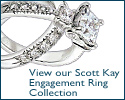 Scott Kay Engagement Ring Collection