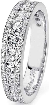 Michael M Wedding Bands Rings