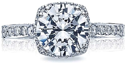 This Image Shows The Setting With A 1 50ct Round Brilliant Cut Center Diamond Can Be Ordered To Accommodate Any Shape Size Listed In